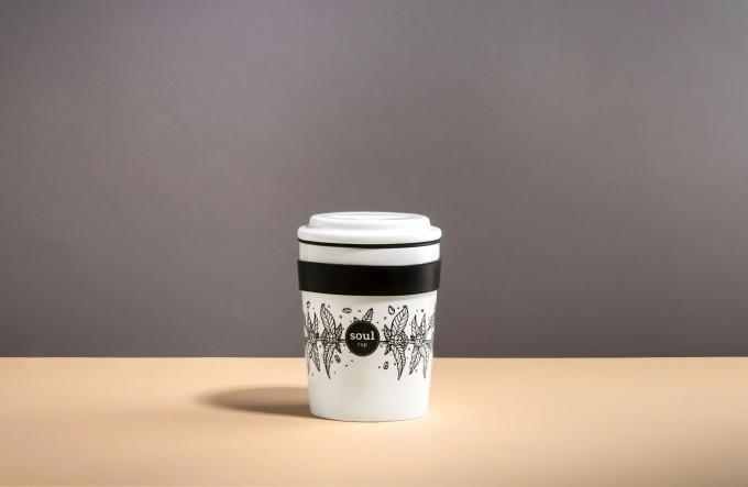 soulcup Keramikbecher Caffea Arabica