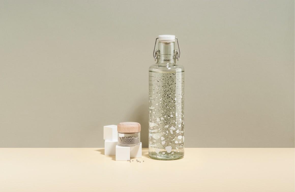 Plastikfreies Starter-Set: 1,0 l Icebreaker + Reinigungsperlen