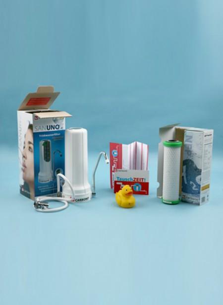 Carbonit Filter Sanuno Sparset